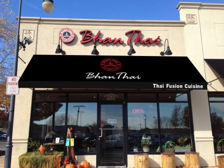 Bhan Thai Thai Fusion Cuisine Mount Laurel NJ