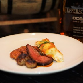 Chef Luke Palladino Partners with Jefferson's Bourbon for Pairing Dinner at LP Steak