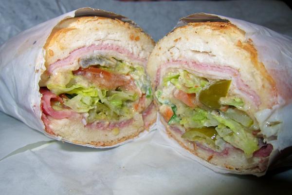 Potbelly A Wreck Sandwich