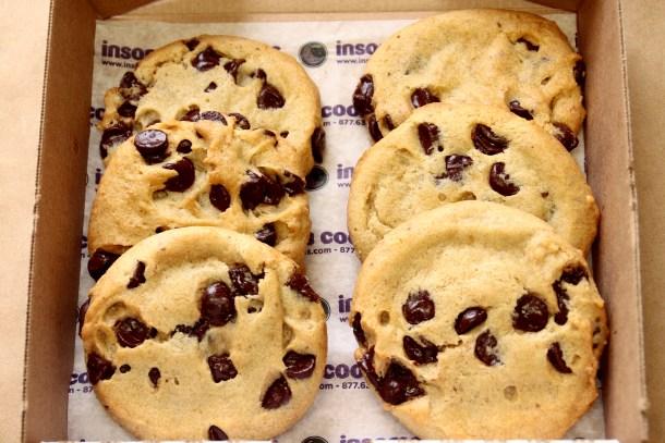 Insomnia Cookies Vegan Gluten Free