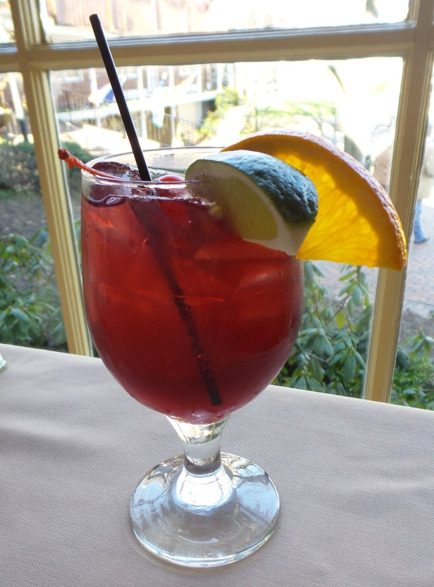 Cock N Bull Housemade Red Sangria