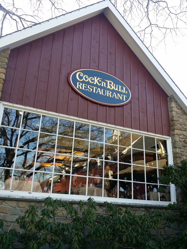 Cock N Bull Restaurant Peddler's Village