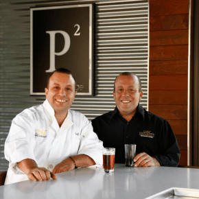 Macaroni's Adds Outdoor Kitchen & Lounge P² Lounge in Northeast Philly