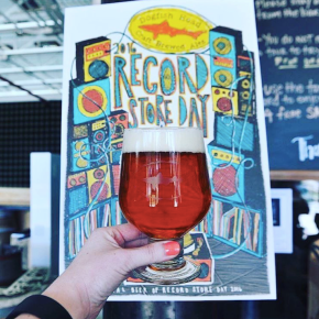 Record Store Day with Dogfish Head at City Tap House Logan