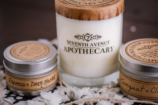 Seventh Avenue Apothecary Candle