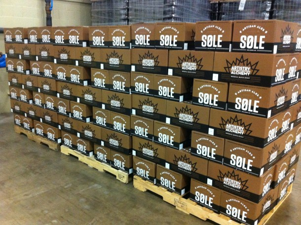 SOLE Artisan Ales Cans