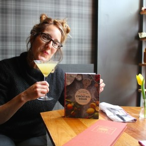 A Farm-to-Glass Cocktail and Cheese Tasting featuring Madame Fromage at Twisted Tail