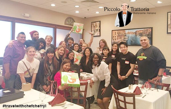 Foodie Meetup at Piccolo Trattoria in Pennington NJ