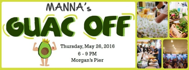 Guac Off 2016 at Morgan's Pier
