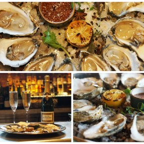 Introducing Red Owl Tavern's Summer Citywide: Oysters and a Bottle of Bubbles for $33!