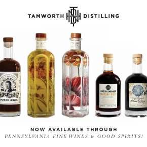 Exclusive Tamworth Distilling Spirits Come to Philadelphia