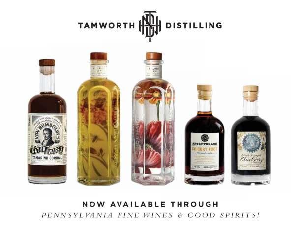 Tamworth Distilling in Philadelphia