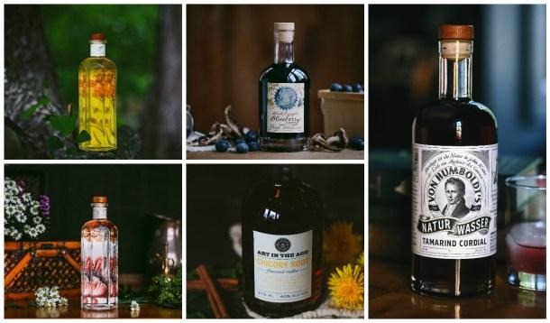 Tamworth Distilling Spirits
