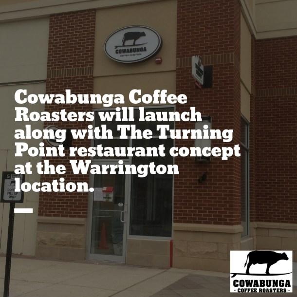 Cowabunga Coffee Roasters in Warrington PA