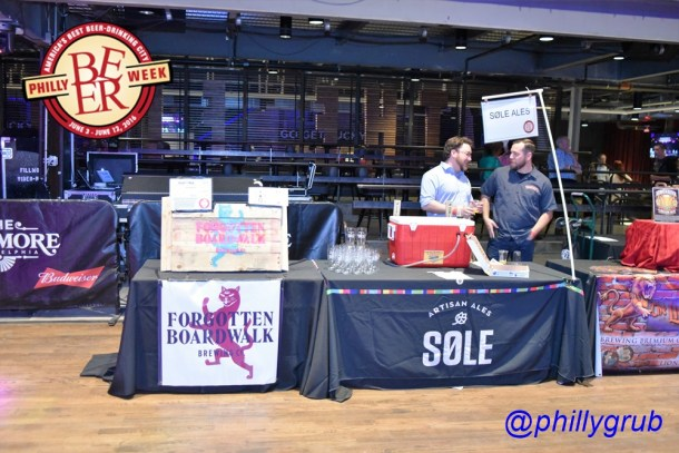 Philly Beer Week Opening Tap 2016 2