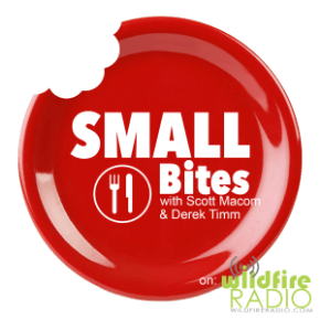 Philly Grub Guest on Small Bites Radio This Sunday