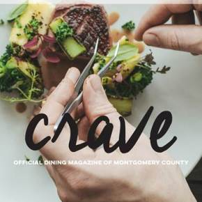 "Valley Forge Tourism & Convention Board Launches New Dining Magazine ""Crave"""