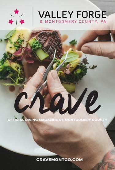 Crave Montgo - Montgomery County PA Dining Scene Magazine