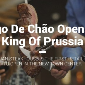 Fogo De Chão Open in King Of Prussia at the new Town Center
