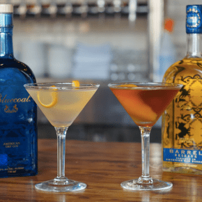 Bluecoat Gin Launches #DrinkCision2016