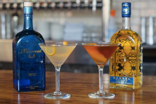 Martini vs Martinez