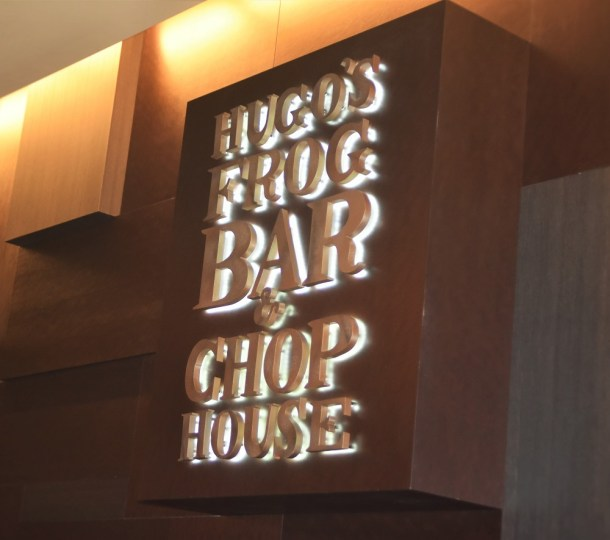 Hugo's Frog Bar & Chop House at SugarHouse Casino