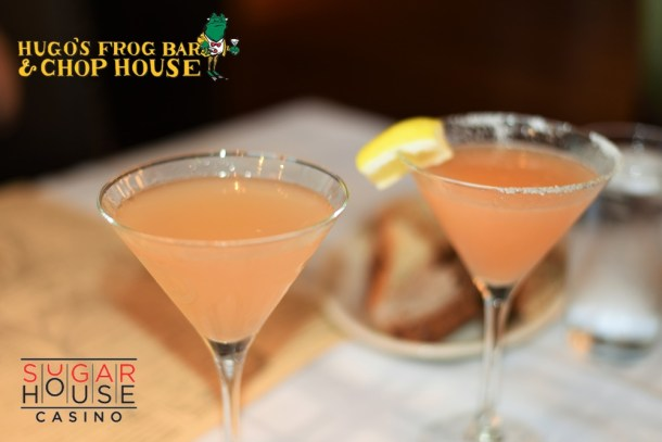 Cocktails Hugo's Frog Bar & Chop House SugarHouse Casino