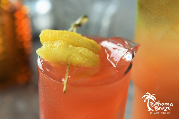 Yaka Hula Hickey Dula Cocktail at Bahama Breeze