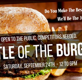 Passanante's Burger Cook-Off in Bristol