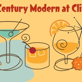 Mid-Century Modern at Cliveden – A Pop-Up Shop & Cocktail Event