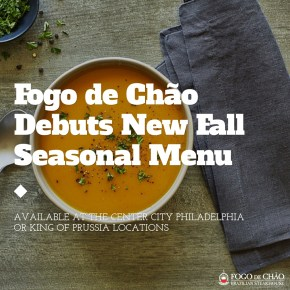 Fogo de Chão Debuts New Fall Seasonal Menu