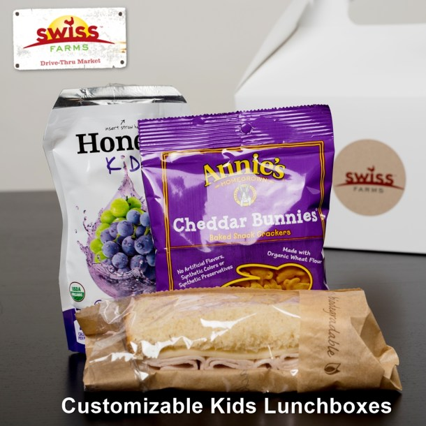 Swiss Farms Lunchboxes