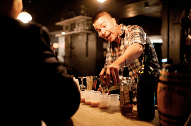 Whiskey Bonanza at The Twisted Tail