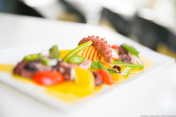 Azie Octopus Ceviche