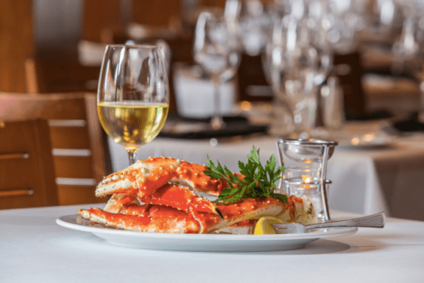 Ocean Prime Dutch Red King Crab