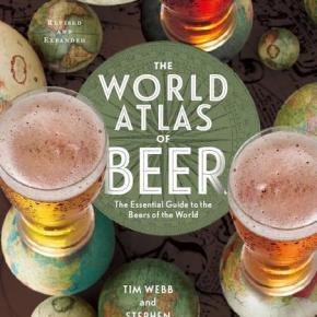 World Atlas of Beer Book Signing at Tria Taproom