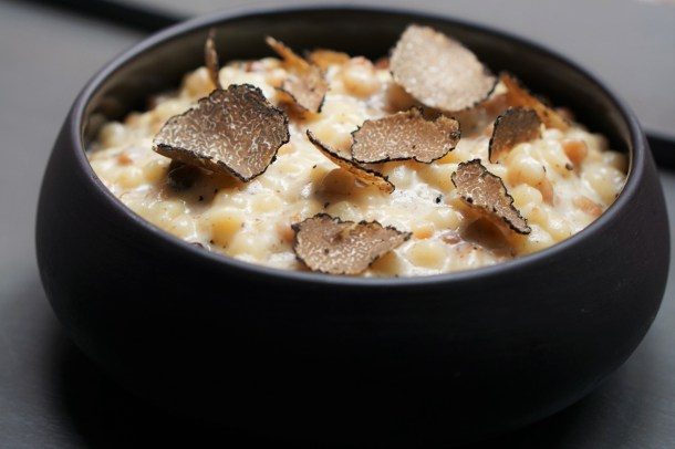 Black Truffle Mac and Cheese