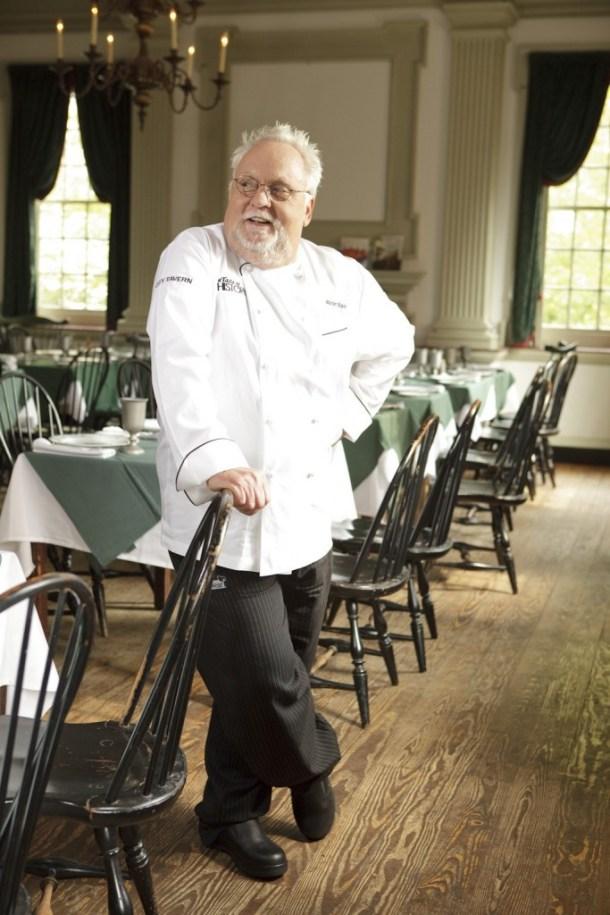 Chef Walter Staib of City Tavern