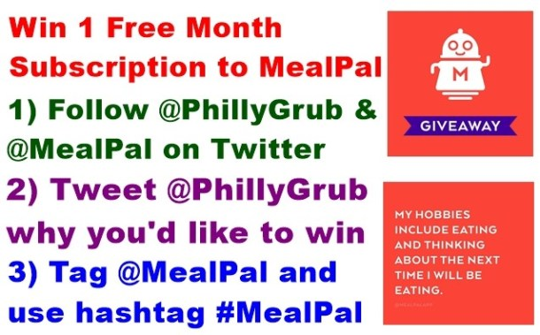 MealPal PhillyGrub Giveaway