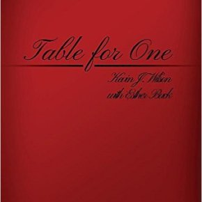 "Former Local Restaurant Reviewer Pens Inspirational Memoir ""Table for One"""