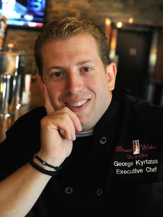 Chef George Kyrtatas