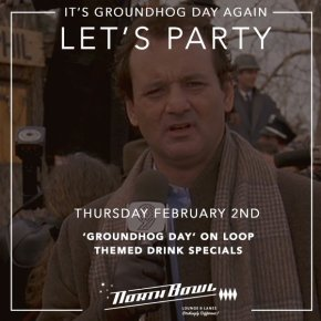 Groundhog Day Fun in Philly