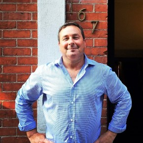 Publicist Peter Breslow Up Next in Liberty Hall Pizza's Guest Pizzaiolo Series