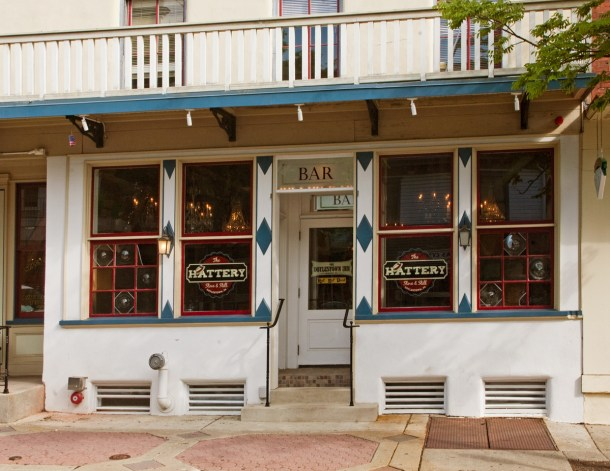 The Hattery Stove & Still Restaurant in Doylestown, PA