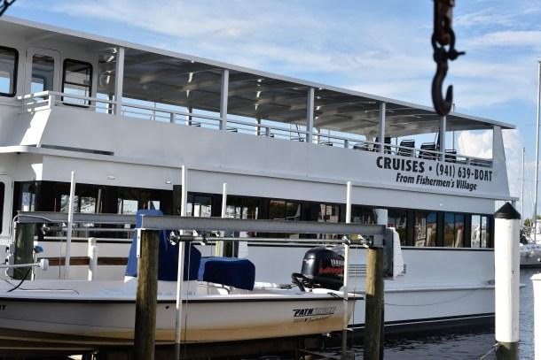 King Fisher Cruises Port Charlotte Harbor FL