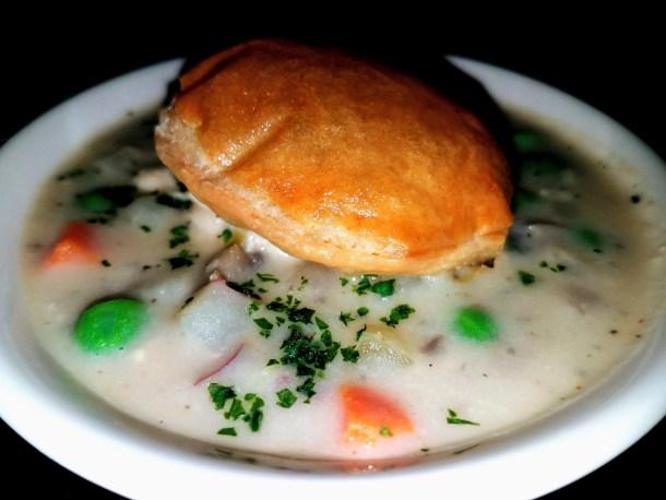 Skinnylicious Chicken Pot Pie