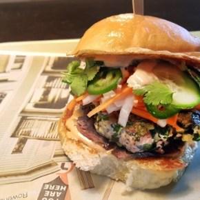 Grubspotting: Wahlburgers New Bành Mì Burger