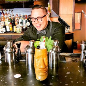 Meet Brian Maxwell: Bartending Impresario at The Franklin Mortgage & Investment Co.