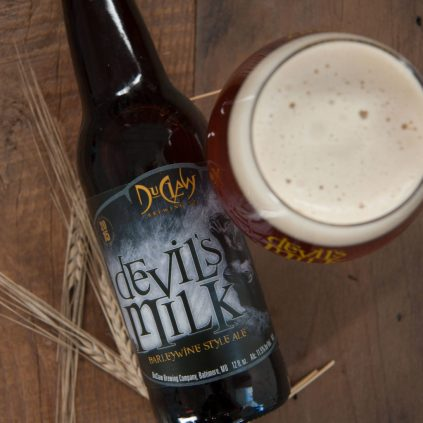 Duclaw Brewing Company's Devil's Milk
