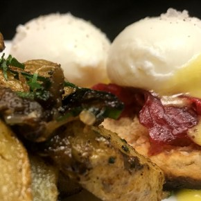 Vintage Wine Bar Now Serving Brunch
